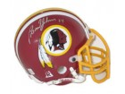 Brad Johnson Autographed Washington Redskins Authentic Mini Helmet by Riddell