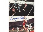 Dwight Clark Autographed Photo of The Catch 49ers 8x10 #288