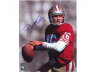 Joe Montana San Francisco 49ers 16x20 #1072 Autographed Photo
