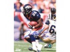Clinton Portis Broncos 8x10 #94 Autographed Photo