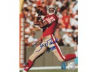 Jerry Rice San Francisco 49ers 8x10 #295 Autographed Photo