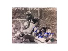 Gale Sayers 8x10 #260 Autographed Photo