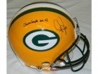 Green Bay Packers Autographed Helmets