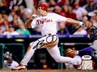 Pat Burrell Autographed 8x10 Photo Philadelphia Phillies PSA/DNA Stock #50470
