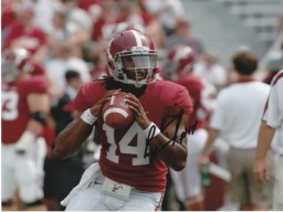 Phillip Simms Signed - Autographed Alabama Crimson Tide 8x10 inch Photo - Guaranteed to pass PSA or JSA