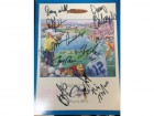 Phoenix Open Super Bowl XXX Signed Phoenix Open Super Bowl XXX Charity Cup Program By Trent Dilfer, Doug Williams, Phil Mickelson, Roger Staubach, Mark Calcavecchia, David Frost, Scott Simpson, Billy Mayfair, Gary McCord, Jerry Rice and Jerry Colangelo