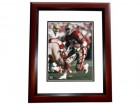 Roger Craig Signed - Autographed San Francisco 49ers 8x10 inch Photo MAHOGANY CUSTOM FRAME - Guaranteed to pass PSA or JSA