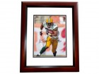 Ryan Grant Signed - Autographed Green Bay Packers 8x10 Photo MAHOGANY CUSTOM FRAME