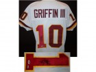 Robert Griffin III Signed - Autographed Custom Jersey with PSA/DNA ROOKIE Authenticity and RG3 Hologram - Washington Redskins