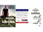 Rob Gronkowski Signed - Autographed It's Good to be Gronk Hardcover Book with PSA/DNA Certificate of Authenticity (COA) - New England Patriots