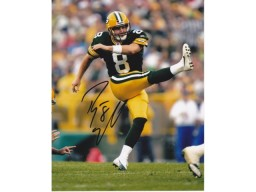 Ryan Longwell Signed - Autographed Green Bay Packers 8x10 inch Photo - Guaranteed to pass PSA or JSA