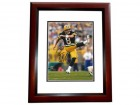 Ryan Longwell Signed - Autographed Green Bay Packers 8x10 Photo MAHOGANY CUSTOM FRAME