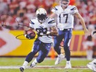 Ryan Matthews Signed - Autographed San Diego Chargers 8x10 inch Photo - Guaranteed to pass PSA or JSA