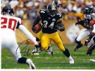 Rashard Mendenhall Signed - Autographed Pittsburgh Steelers 8x10 inch Photo - Guaranteed to pass PSA or JSA - Super Bowl Champion