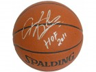 Dennis Rodman Signed Spalding Indoor/Outdoor Basketball w/HOF 2011