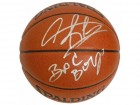 Dennis Rodman Signed Spalding Indoor/Outdoor Basketball w/Bad Boys