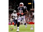Randy Moss Autographed Patriots 8x10 Photo vs. Chargers