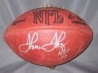 Thurman Thomas Autographed NFL Football Bills w/HOF