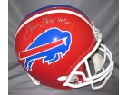 Thurman Thomas Autographed Bills Full Size Helmet