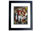 Ryan Succop Signed - Autographed Kansas City Chiefs 8x10 inch Photo BLACK CUSTOM FRAME - Guaranteed to pass PSA or JSA