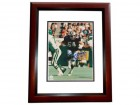 Randy White Signed - Autographed Dallas Cowboys 8x10 inch Photo MAHOGANY CUSTOM FRAME - Guaranteed to pass PSA or JSA
