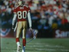 Jerry Rice (San Francisco 49ers) Signed 11x14 Photo