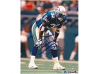 Ricky Watters Autographed Seattle Seahawks 8x10 Photo