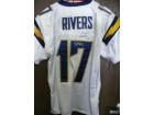Philip Rivers (San Diego Chargers) Signed Authentic  Chargers Jersey (Size 50)