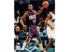 Glenn Robinson (Milwaukee Bucks) Signed 8x10 Photo