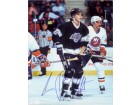 Luc Robitaille (Los Angeles Kings) Signed 8x10
