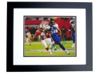 Roddy White Signed - Autographed Atlanta Falcons 8x10 Pro Bowl Photo BLACK CUSTOM FRAME - Guaranteed to pass PSA or JSA