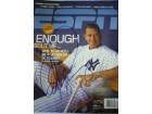 Alex Rodriguez (New York Yankees) Signed ESPN Magazine