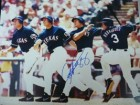 Alex Rodriguez (Texas Rangers) Signed 16x20 Photo