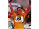 Lance Armstrong Autographed 8x10 Photo PSA/DNA #S00450