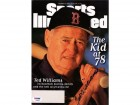 Ted Williams Autographed Magazine PSA/DNA #S06885