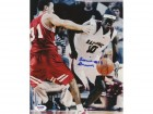 Ronnie Brewer Autographed 8x10 Photo Arkansas PSA/DNA #S25975