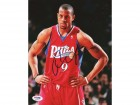 Andre Iguodala Autographed 8x10 Photo Sixers PSA/DNA #S40539