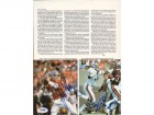 John Elway & Mike Harden Autographed Magazine Page Photo PSA/DNA #S43165