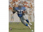 Barry Sanders Signed Lions Action 16x20 Photo