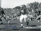 "Joe Schmidt Autographed Detroit Lions 8x10 Photo w/""HOF 73"""
