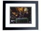 Scott Caan Signed - Autographed Oceans 11 8x10 inch Photo BLACK CUSTOM FRAME - Guaranteed to pass PSA or JSA