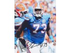 Sharrif Floyd Signed - Autographed Florida Gators 8x10 Photo