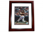 Steve Garvey Signed - Autographed San Diego Padres 8x10 inch Photo MAHOGANY CUSTOM FRAME - Guaranteed to pass PSA or JSA