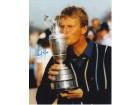 Sandy Lyle Signed - Autographed Golf 8x10 inch Photo - Guaranteed to pass PSA or JSA