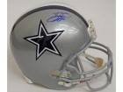 Emmitt Smith Signed Cowboys Riddell Full-Size Replica Helmet