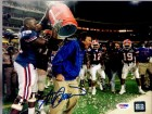 Steve Spurrier Signed - Autographed Florida Gators UF 8x10 inch Photo - 1996 National Championship Gatorade Dunk - PSA/DNA Certificate of Authenticity (COA)