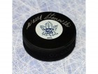 Wally Stanowski Toronto Maple Leafs Autographed Hockey Puck
