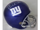 Michael Strahan Autographed New York Giants Current Replica Helmet JSA