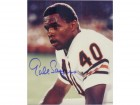 Gale Sayers (Chicago Bears) Signed 8x10 Photo