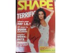 Connie Sellecca Signed Shape Magazine Cover only 2/1983